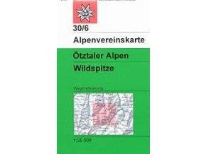 Ötztaler Alpen, Wildspitze (letní+zimní) – AV30/6