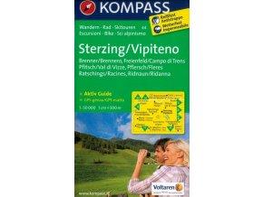 Sterzing, Vipiteno (Kompass - 44)