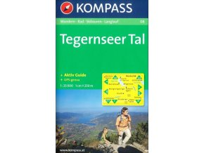 Tegernseer Tal (Kompass - 08)