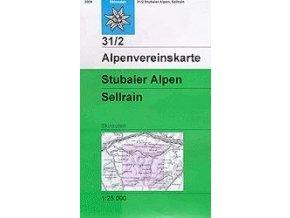 Stubaier Alpen, Sellrain (zimní) – AV31/2