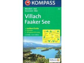 Villach, Faaker See (Kompass -  062)