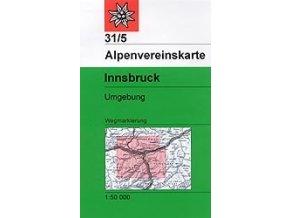 Innsbruck, Umgebung (letní) – AV31/5