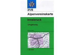 Innsbruck, Umgebung (zimní) – AV31/5