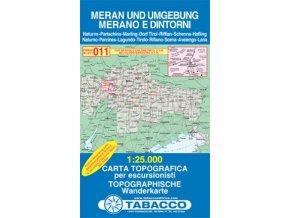 Meran a okolí (Tabacco - 011)