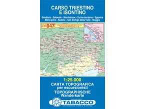 Oblast Terstu (Tabacco - 047)