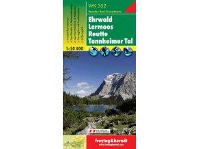 Ehrwald, Lermoos, Reutte, Tannheimer Tal (WK352)