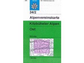 Kitzbüheler Alpen Ost (zimní) – AV34/2