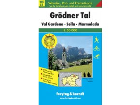 Grödnertal, Val Gardena, Sella, Marmolada (WKS5)