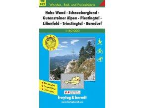 Hohe Wand, Schneebergland, Gutensteiner Alpen, Piestingtal, Triestingtal (WK012)