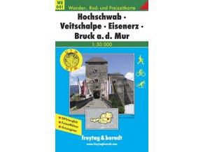 Hochschwab, Veitschalpe, Eisenerz, Bruck a.d. Mur (WK041)