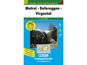 Matrei, Defereggen, Virgental (WK123)