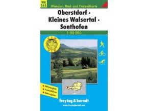 Oberstdorf,  Kleines Walsertal,  Sonthofen (WK363)