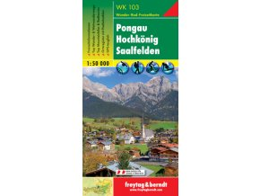 Pongau, Hochkönig, Saalfelden (WK103)