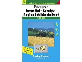 Saualpe, Lavanttal, Koralpe, Region Schilcherheimat (WK237)