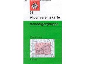 Venedigergruppe (letní + zimní) – AV36