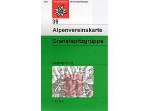 Granatspitzgruppe (letní) – AV39
