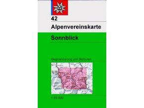 Sonnblick (letní + zimní) – AV42
