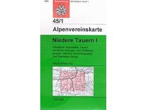 Niedere Tauern I (letní) – AV45/1