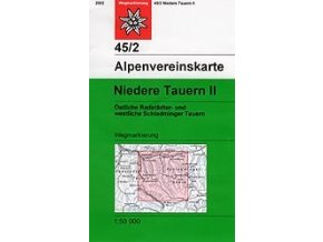 Niedere Tauern II (letní) – AV45/2