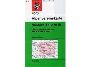 Niedere Tauern III (letní) – AV45/3