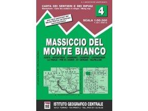Massiccio del Monte Bianco - IGC04