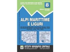 Alpi Marittime e Liguri - IGC08
