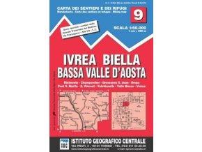 Ivrea, Biella e Bassa Valle d´Aosta - IGC09