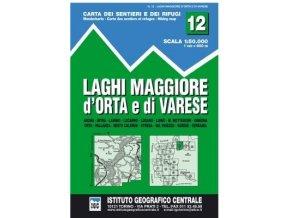 Laghi Maggiore, ´Orta e Varese - IGC12