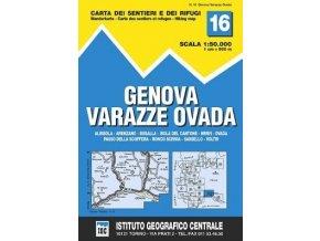 Genova, Varazze, Ovada - IGC16