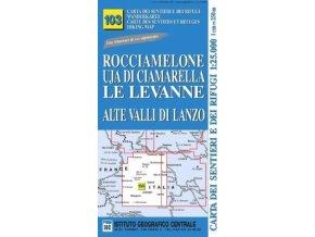 Alte Valli di Lanzo (Rocciamelone, Uja di Ciamarella) - IGC103