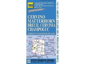 Cervino Matterhorn, Breuil Cervinia, Champolux  - IGC108