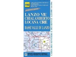 Basse Valli di Lanzo (Lanzo, Viu, Chialamberto, Locana, Cirié) - IGC110