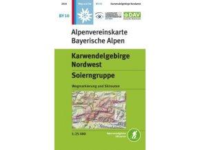 Karwendelgebirge Nordwest, Soierngruppe (DAV10)
