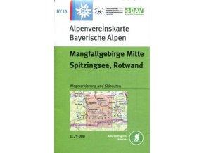 Mangfallgebirge Mitte, Spitzingsee, Rotwand (DAV 15)
