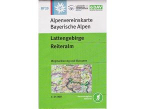 Lattengebirge, Reiteralm  (DAV 20)