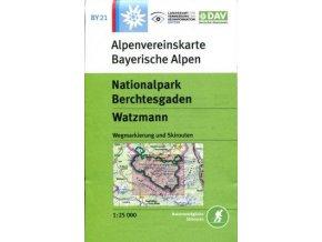 Nationalpark Berchtesgaden, Watzmann (DAV 21)