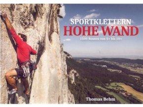 Sportklettern Hohe wand - horolezecký průvodce