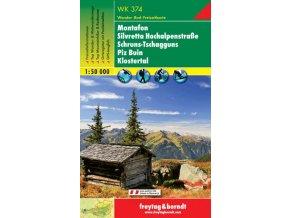 Montafon - Silvretta Hochalpenstraße - Schruns Tschagguns - Piz Buin - Klostertal (wk374)