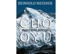 Cho Oyu tyrkysová bohyně