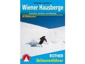 Wiener Hausberge - skialpinistický průvodce
