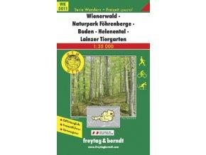 Wienerwald, Naturpark Föhrenberge, Baden, Helenental, Lainzer Tiergarten (WK5011)