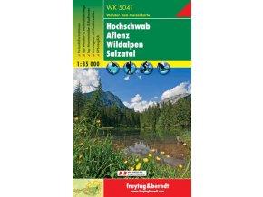 Hochschwab, Aflenz, Wildalpen, Salzatal (WK5041)