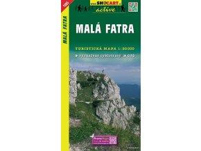 MaláFatra - turistická mapa (shocart č.1085)