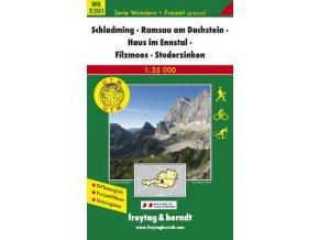 Schladming, Ramsau am Dachstein, Haus im Ennstal, Filzmoos, Stoderzinken (WK5201)