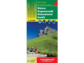 Hinterer Bregenzerwald, Kleines Walsertal, Damüls (WK5364)
