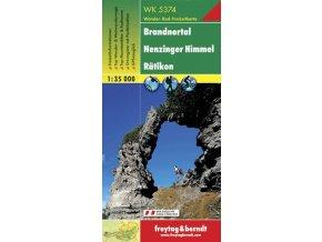 Brandnertal, Nenzinger Himmel, Rätikon (WK5374)