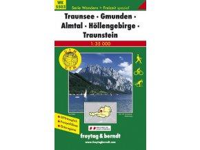 Traunsee, Gmunden, Almtal, Höllengebirge, Traunstein (WK5503)