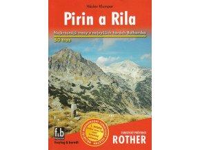 Pirin a Rila - turistický průvodce