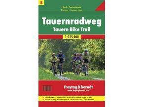 Tauern Radweg - Taurská cyklostezka (RK5)