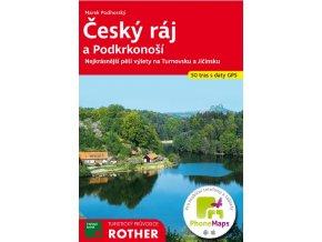 Český Ráj a Podkrkonoší - turistický průvodce